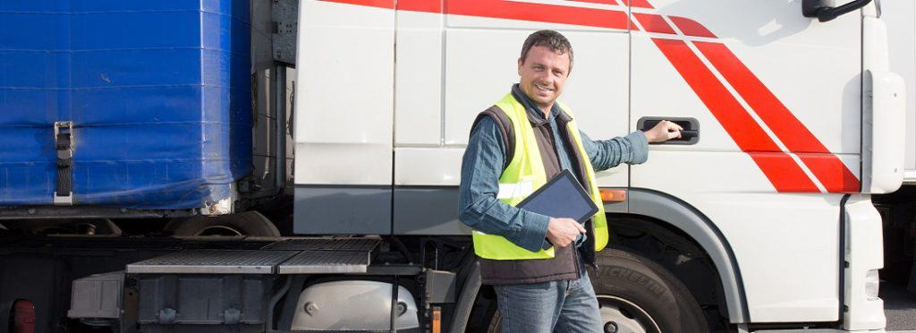 HGV Driving Agency in Hedge End