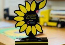 Mountbatten Hampshire £50 Corporate Challenge Top Fundraiser Award